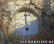 Das Südportal des Bismarcktunnels