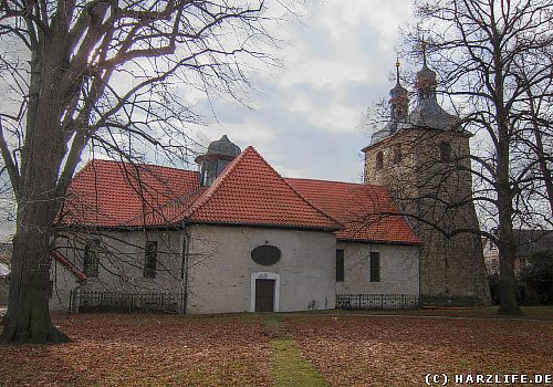 St. Stephani-Kirche Westerhausen