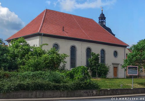 Timmenrode - Kirche