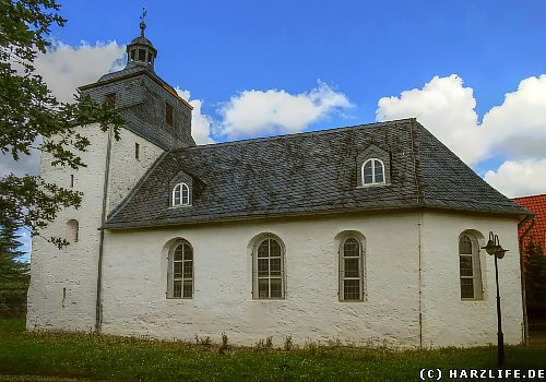 Die Kirche in Wienrode