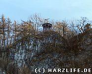 Aussichtspavillon auf dem Hohen Kleef