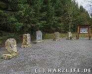 Gedenk- und Informationspunkt der Montanindustrie