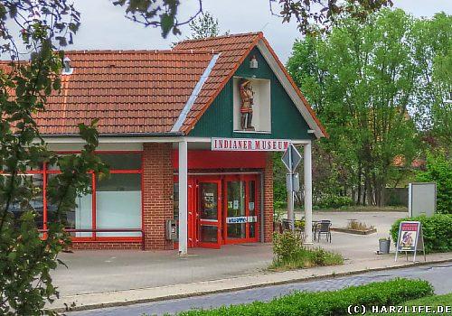 Das Indianermuseum in Derenburg