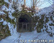 Eisenbahntunnel Südostportal