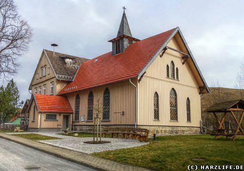 Kirche in Königshütte