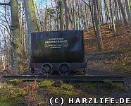 Grubenbahn-Lore