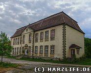 Gutshaus des einstigen Rittergutes