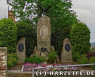 Kriegerdenkmal Minsleben