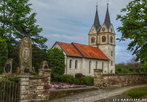 Kirche St. Margareta in Minsleben