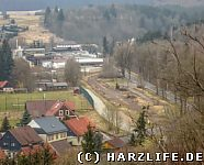 Bahnhof Königshütte