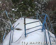 Gipfel der Schnarcherklippe
