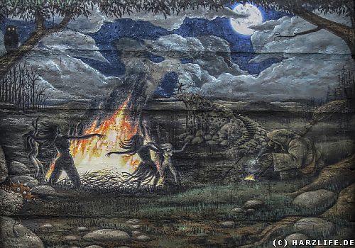 In der Walpurgisnacht