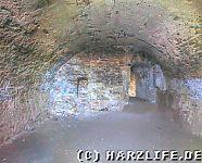 Im Keller der Burg