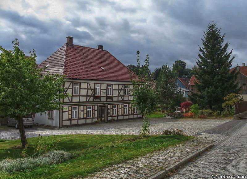 Die Freiheit - ein ehemaliger Freihof in Benneckenstein