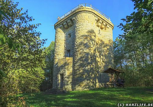 Der Bismarckturm bei Opperode