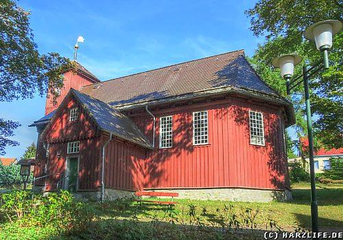 Die Kirche von Tanne