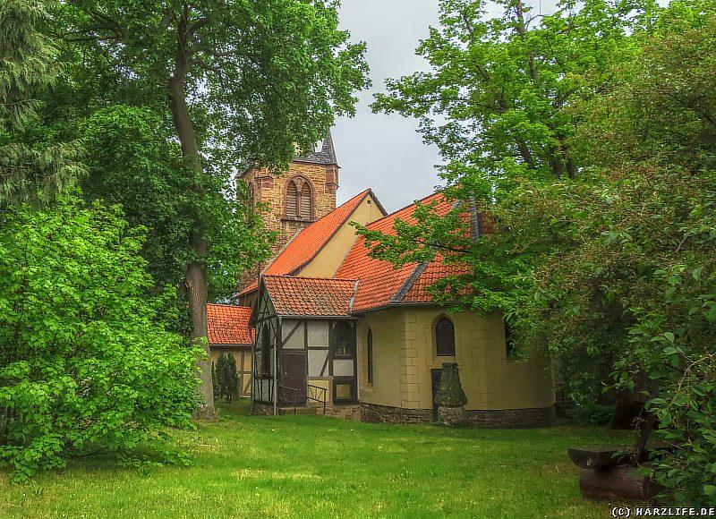 St.-Nikolai-Kirche in Silstedt