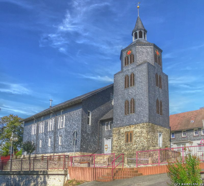 Die St. Laurentius-Kirche