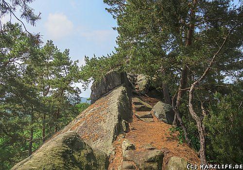 Teufelsmauer-Kammweg