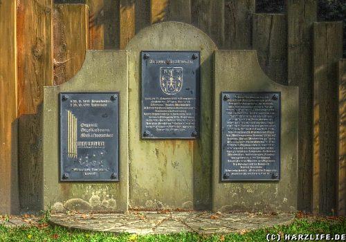 Das Werckmeister-Denkmal