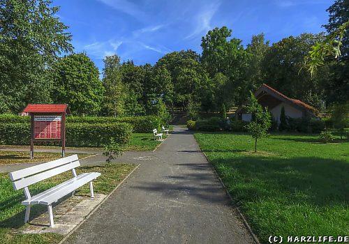 Der Wilhelm-Schmidt-Park